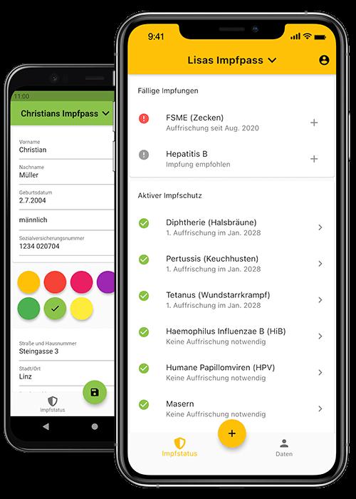 Digitaler Impfpass Die Kostenlose Impfpass App Fur Osterreich